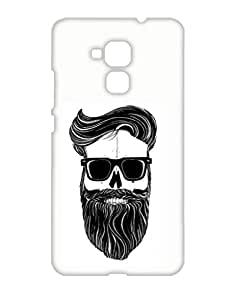 Crackndeal Back Cover for Huawei Honor 5c