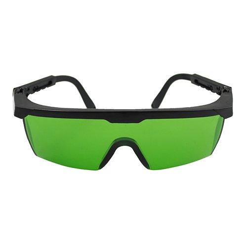 Metro Shop Stylish 405Nm-473Nm Blue Laser Eyes Protection Goggle Glasses