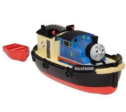 Thomas the Train: Preschool Thomas and Bulstrode Bath Buddies