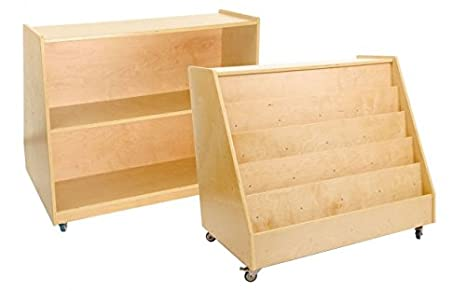 Betula Book Storage Unit