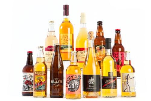 Bristol Cider Shop Connoisseur Cider Selection