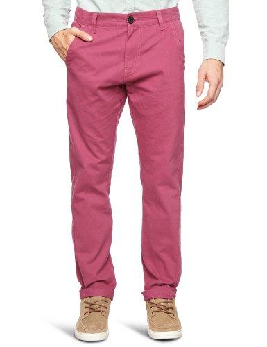Bellfield MTRS-11178RH Slim Men's Trousers Rhubarb W32 INxL32 IN