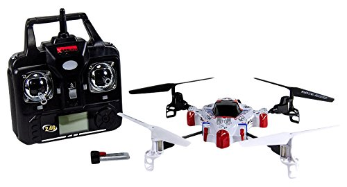 SYMA X1 4 Channel 2.4G RC Quad Copter, Spacecraft (As shown) (Quad Copter Syma compare prices)
