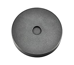 1/4 oz Troy Ounce Round Silver Graphite Ingot Coin Mold For Melting Casting Refining Scrap Metal Jewelry