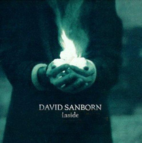 CD : DAVID SANBORN - Inside
