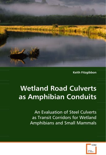 Westland Road Culverts as Amphibian Conduits