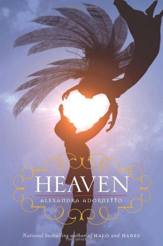 Heaven (Halo, #3) by Alexandra Adornetto