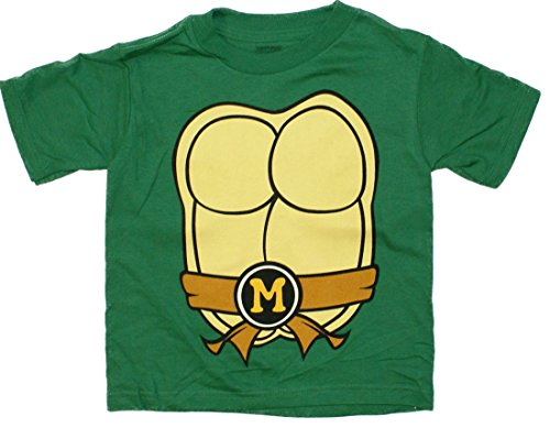 Teenage Mutant Ninja Turtles Michelangelo Costume Toddler T-Shirt
