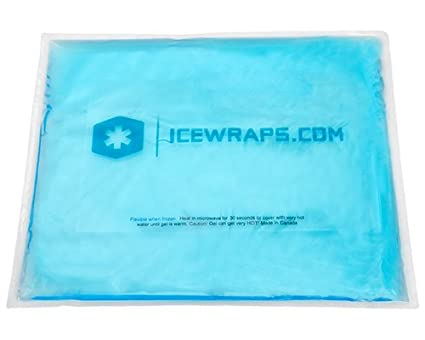 Reusable Ice 10 x 12 Gel Ice Pack Reusable