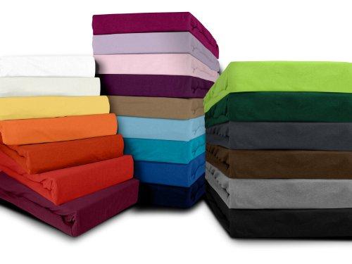 klassisches-Jersey-Spannbetttuch-erhltlich-in-22-modernen-Farben-und-6-verschiedenen-Gren-100-Baumwolle-70-x-140-cm-rot