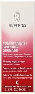 Weleda Pomegranate Firming Night Cream, 1-Fluid Ounce