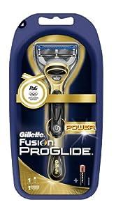 Gillette - Rasoir Fusion Proglide Power gold - édition limitée