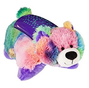 "Pillow Pets Dream Lites Plush Night Light - Peace Bear 11"" by Novelty Poster Co. Inc."