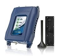 Wilson Electronics Mobile 4G Cellular Signal Booster Kit – Black (Certified Refurbished)
