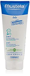 Mustela 2-in-1 Hair and Body Wash, 6….
