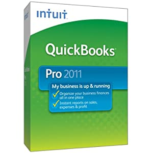 Quickbooks 2011 Pro