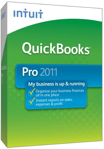 Quickbooks Pro 2011 - [Old Version] front-763683