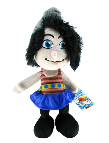 "Movie The Smurfs 8.5"" Plush Figure Doll - Vexy by Kelly Toy"