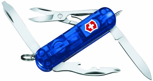 Victorinox Swiss Army Midnite Manager (Sapphire- white LED)