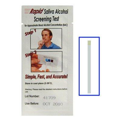 Test De Dépistage De L'Alcool De Salive