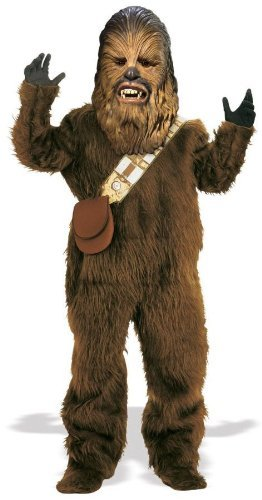 [Chewbacca Deluxe Men's Costume by Halloween FX] (Super Deluxe Chewbacca Costumes)