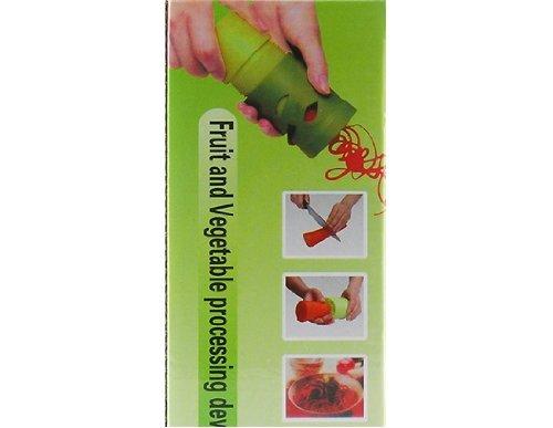 Multifunktions-Obst-und Gemüseverarbeitung Gerät (Red)