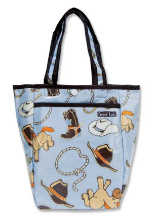 Best Seller Cowboy Baby Mini Tulip Tote By Kitty4U front-250255