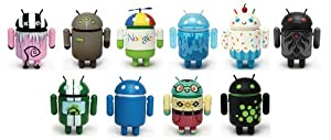 GOOGLE Android Mini Figures Series 2 (1 blind box)