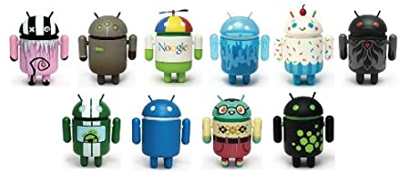 Android Robot フィギュア mini collectible series 02(14個入り) samsung箱