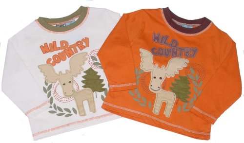 Infant Boys' Shirt with Long and Wild Country Design - Buy Infant Boys' Shirt with Long and Wild Country Design - Purchase Infant Boys' Shirt with Long and Wild Country Design (French Toast, French Toast Apparel, French Toast Toddler Boys Apparel, Apparel, Departments, Kids & Baby, Infants & Toddlers, Boys, Shirts & Body Suits, T-Shirts & Tank Tops)