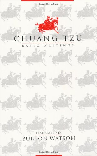 Chuang Tzu: Basic Writings