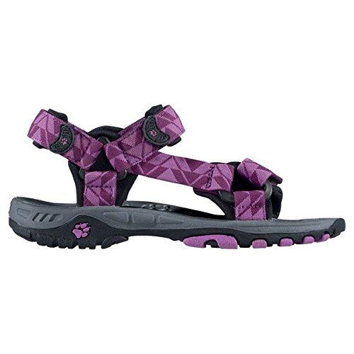 Jack Wolfskin KIDS SEVEN SEAS currant purple
