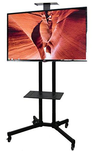 VIVO TV Cart for LCD LED Plasma Flat Panels Stand