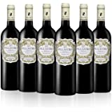 Pillastro Red Wine Italian Primitivo 2013 75cl (Case of 6)