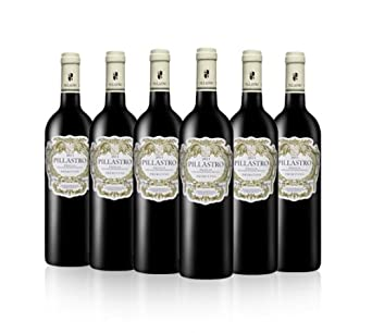 Pillastro Italian Primitivo 2012/13 75cl (Case of 6)