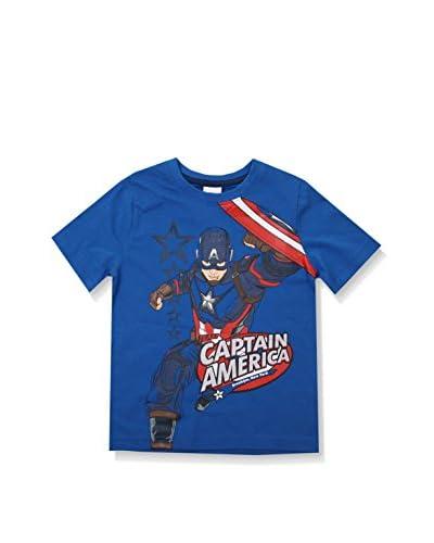 MARVEL Camiseta Manga Corta Capt. America