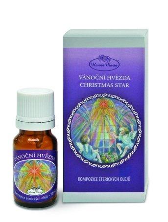 Natale stella di Natale per aromaterapia, Miscela di 100% Oli