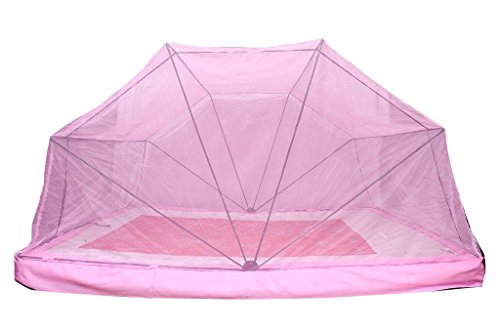 HAPPY PRODUCTS-BED MOSQUITO NET-FOLDABLE?SINGLE SIZE BED ?3ftX6ft