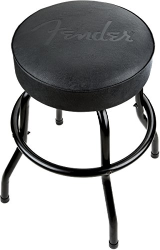 Fender-Barstool-24-Black-Barhocker