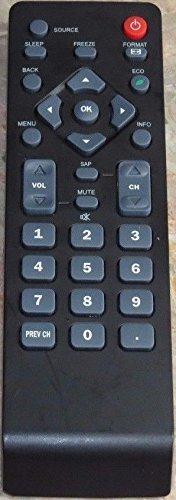 EMERSON REMOTE CONTROL LC320EM3F LC370EM2 LC401EM2 LC401EM3F NH001UD REMOTE CONTROL (Emerson Television Remote Control compare prices)