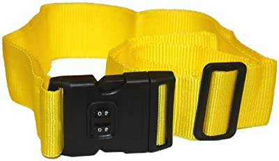 Rolson Combination Luggage Strap by Rolson