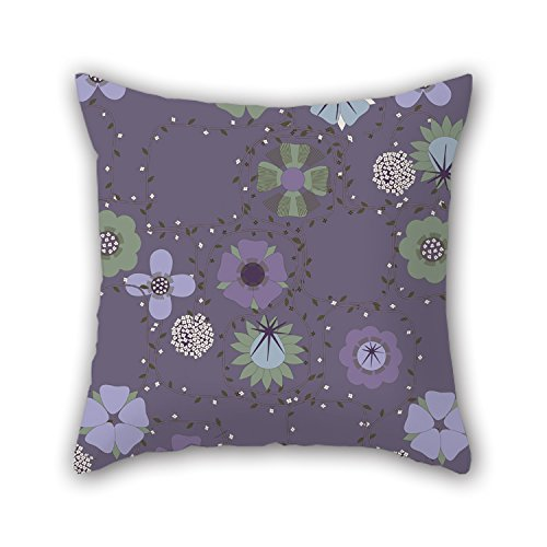 NICEPLW Throw Pillow Case Of Flower,for Indoor,couch,wife,teens Boys,husband,bar Seat 16 X 16 Inches / 40 By 40 Cm(both Sides) (Ice Be Gone Magic compare prices)