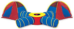 Pacific Play Tents Tunnels of Fun Super Set with Tents