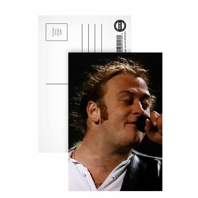The Commitments - Andrew Strong - Postcard (Pack of 8) - 6x4 inch - Art247 Highest Quality - Standard Size - Pack Of 8