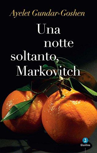 Una notte soltanto Markovitch PDF