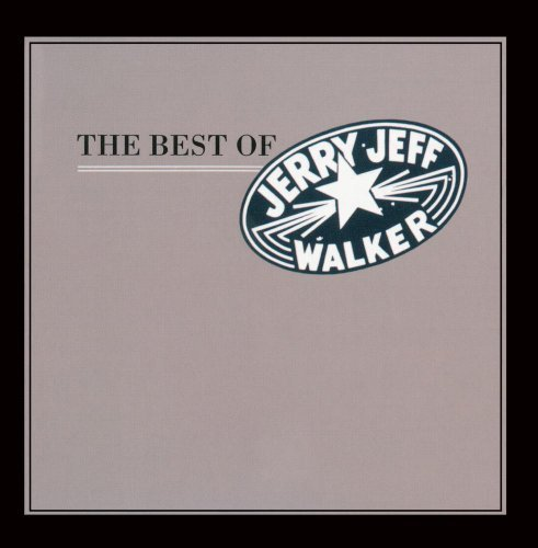 The Best Of Jerry Jeff Walker By Jerry Jeff Walker (2013) Audio Cd front-218890