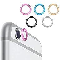 Iphone 6 Camera Protector, Pretid 5 X…