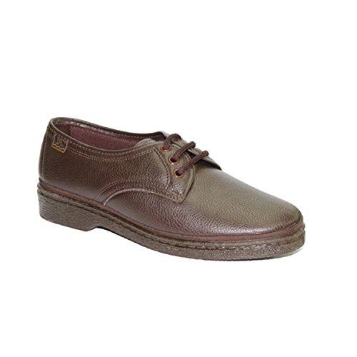 Lacci di scarpe per i piedi molto delicati Doctor Cutillas marrone taille 41