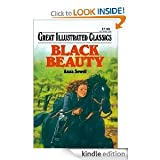 img - for GREAT ILLUSTRATED CLASSICS - BLACK BEAUTY book / textbook / text book