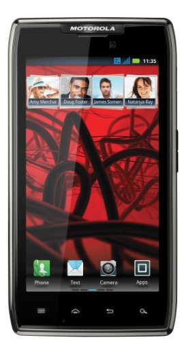 MOTOROLA RAZR MAXX XT910 BLACK 16GB SPYDER 3300mAh Battery Factory UNLOCKED GSM OEM CELL PHONE (HSDPA 850/900/1900/2100) by New Generation Products LLC.,